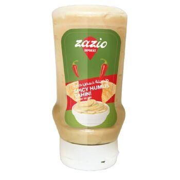 Zazio Premium Quality Spicy Hummus with Tahini by BCF