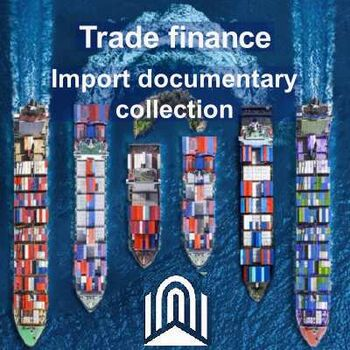 Import documentary collection by Banque du Caire