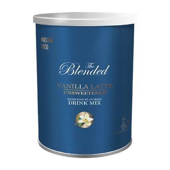 Vanilla LatteUnsweetened by Master Food