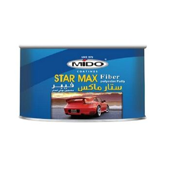 Star Max Polyester putty Body Filler by MIDO COATINGS