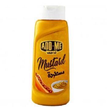 Mustard sauce by Add-Me