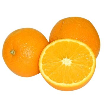 FreshValencia oranges by Nour For Food