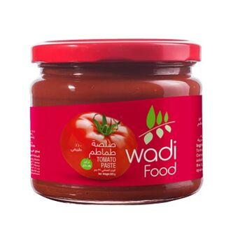 Wadi Food Tomato Paste Jar by Wadi Food -320gm