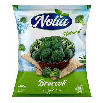 Nolia Frozen Broccoli by Snow Fresh