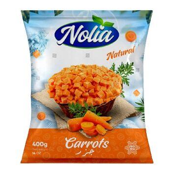 Nolia Frozen Carrots by Snow Fresh