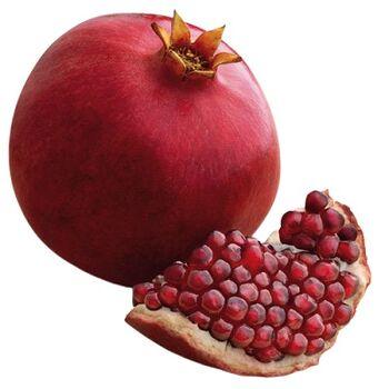 Fresh Pomegranate by Zamel