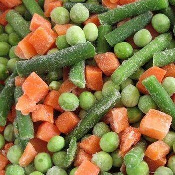 Frozen Mixed Vegetables by Zamel