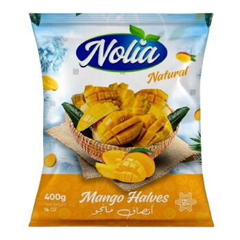 Nolia Frozen Mango by Snow Fresh