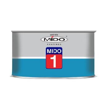 """Polyester putty """"Body Filler"""" by MIDO COATINGS"""