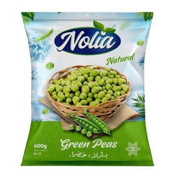 Nolia Frozen Green Peas by Snow Fresh