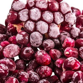 Frozen Pomegranate by Zamel