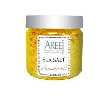 Lemongrass Sea Salt by Areej