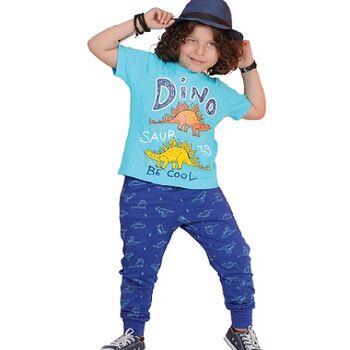 All CottonZ Dino Summer Pajama Setby Resi Trade