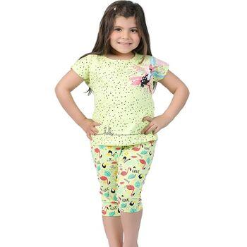 All CottonZFlamingo Pajama Set by Resi Trade