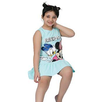 All CottonZ Friends Girls Dress by Resi Trade