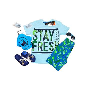 All CottonZ Stay Fresh Summer Pajama Setby Resi Trade