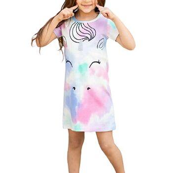 All CottonZHorse Girls Dress by Resi Trade