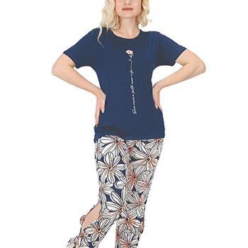 burda Home Wear Pajama Set by Asseel