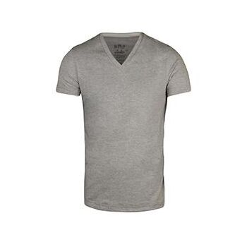 Double V Neck by Hero Basic
