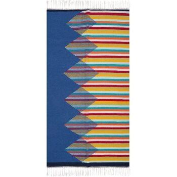 Bazaar Misr Modern Design Kilim Rug